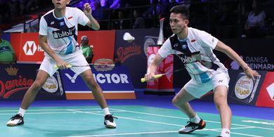 Denmark Open 2019 - Fajar/Rian Jaga Kondisi Hadapi Turnamen yang Padat