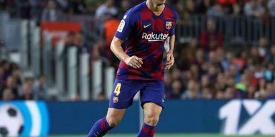 Hengkang dari Barcelona, Ivan Rakitic Sudah Tetapkan Satu Destinasi Utama