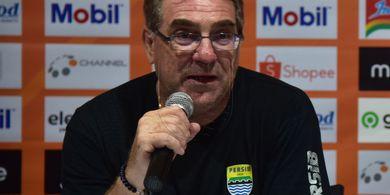 Pelatih Persib: Lanjutkan Liga, Indonesia Untung di Piala Dunia U-20 2021