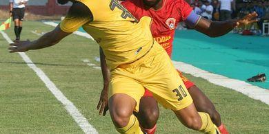 Barito Putera Gulung Perseru Badak Lampung FC