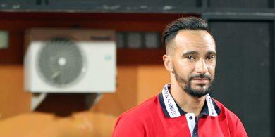 Kembali Berlatih dengan Madura United, Diego Assis Masih Belum Pulih