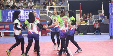 Tim Kharisma Bandung Rebut Satu Tiket ke Babak Semifinal Livoli 2019
