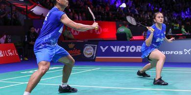 Hasil Denmark Open 2019 - Praveen/Melati ke Final dalam 27 Menit