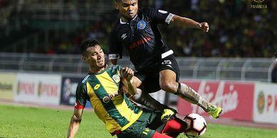 Saddil Ramdani Assist, Pahang FA Tahan Imbang Kedah di Piala Malaysia