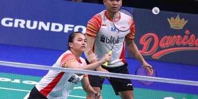 Denmark Open 2019 - Rekor Pertemuan Praveen/Melati Versus Wang Yilyu/Huang Dongping