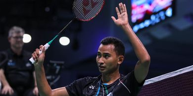 Denmark Open 2019 - Tommy Sugiarto Bertekad All Out Saat Hadapi Kento Momota
