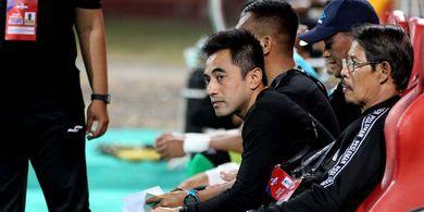Resmi - Seto Nurdiantoro Latih PSIM Yogyakarta Usai Didepak PSS Sleman