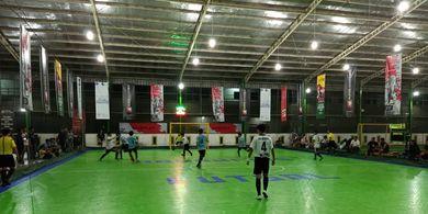 Dua Fans Klub Italia Kunci Slot Regional Euro Futsal Championship 2019