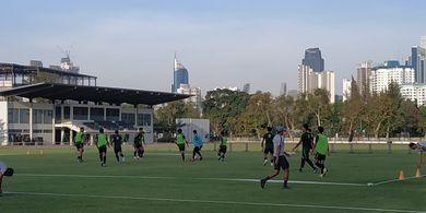 Timnas U-23 Indonesia Mulai Pemusatan Latihan untuk SEA Games 2019 meski Tak Lengkap