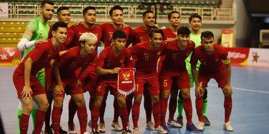 Timnas Futsal Indonesia Tekuk Australia dan Melaju ke Semifinal Piala AFF Futsal 2019