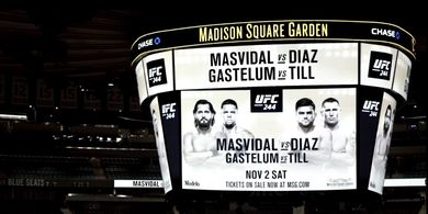 Conor McGregor Klaim Punya Andil Besar di Duel Masvidal vs Diaz