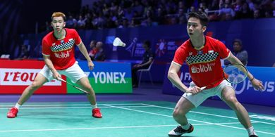 Rekap Hasil French Open 2019 - 11 Wakil Indonesia Lolos, Termasuk Marcus/Kevin