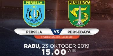 Link Live Streaming Persela Lamongan Vs Persebaya Surabaya