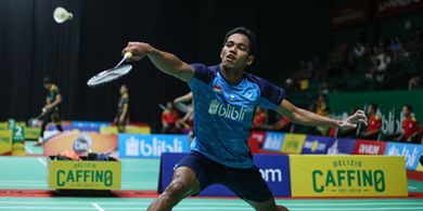 Hasil PBSI Home Tournament - Tampil Dominan, Chico Raih Kemenangan