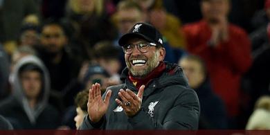 Juergen Klopp: Fans Liverpool Perlu Jadi Suporter Stay at Home Terbaik Saat Ini