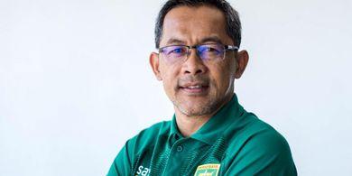 Persebaya Vs Arema FC  - Aji Bertekad Lanjutkan Tren Positif Bajul Ijo