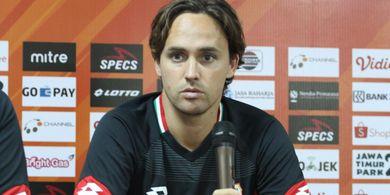 Paul Munster Akui Kualitas Bomber Persebaya saat Bantai Bhayangkara FC