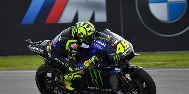 Petronas Yamaha Tak Mau Berspekulasi Soal Tampung Valentino Rossi