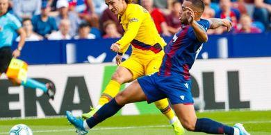 Statistik Mengkhawatirkan Antoine Griezmann di Barcelona