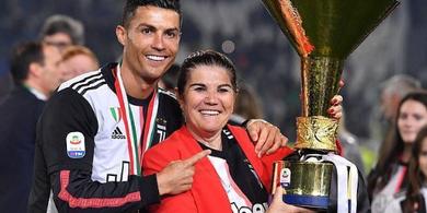 Bukti Kuat Ibu Cristiano Ronaldo Kini Restui Hubungan Asmara Anaknya