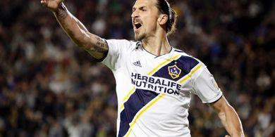 Ditunggu 3 Klub, Zlatan Ibrahimovic Masih Ragu ke Liga Italia