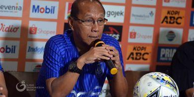 Komentar Banur Usai PSIS Jadi Penghambat Bali United Kunci Gelar Juara