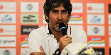 Jelang Liga 1 2020, Pelatih Bali United Beberkan Rencana Latihan Tim