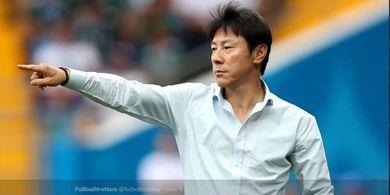 Shin Tae-yong  Dilaporkan Selangkah Lagi ke Klub China, PSSI Kena Tikung?