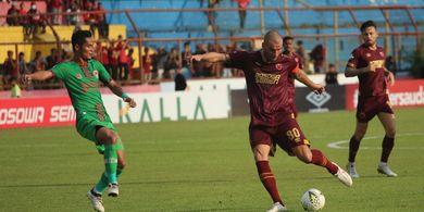 PSM Makassar Vs Persebaya - 10 Pemain Bakal Absen di Laga Akbar