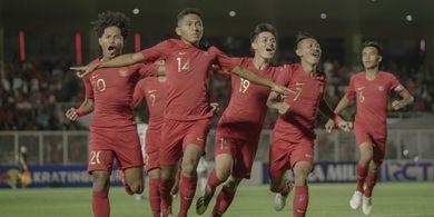 Link Live Streaming Timnas U-19 Indonesia Vs Korea Utara, Laga Pamungkas Garuda Nusantara