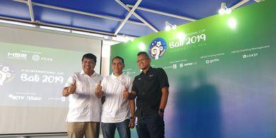 Datang ke Indonesia, Arsenal, Real Madrid, dan Inter Milan Akan Bermain di Bali