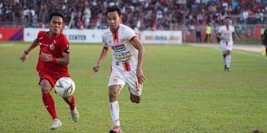 Winger Produktif Borneo FC Ini Tak Sabar Ingin Merumput Kembali