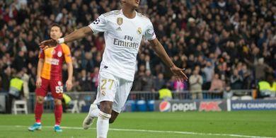 Efek Ajaib Wonderkid Brasil, Real Madrid Tak Pernah Kalah