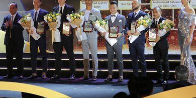 Masuk Best XI AFF 2019, Riko Simanjuntak Persembahkan untuk Tanah Air