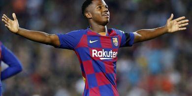 Paspor Bermasalah, Bocah Ajaib Barcelona Gagal Pindah ke Liga Inggris