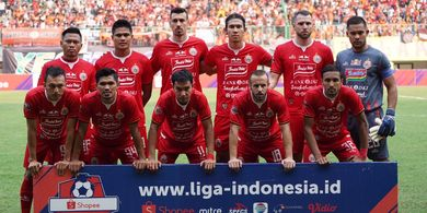 Klasemen Liga 1 2019, Persija 6 Poin Menuju Syarat Psikologis Selamat Degradasi