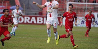 Persija Siap Beri Kontrak Baru Selama Dua Tahun untuk Marko Simic, tapi