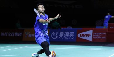 Hasil Hong Kong Open 2019 - Jonatan Christie Buka Peluang Derbi Indonesia