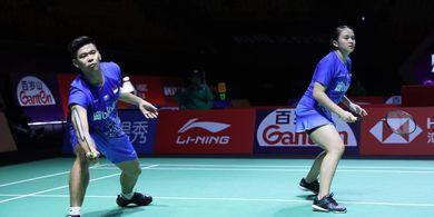 Hasil Hong Kong Open 2019 - Praveen/Melati Kalah, Derbi 8 Besar Batal