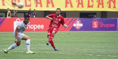 Bhayangkara FC Vs Persija, Joan Tomas Campasol Incar Kemenangan di Markas Tuan Rumah
