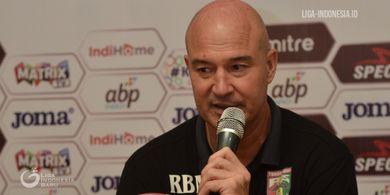 Kontrak Segera Berakhir, Pelatih Mitra Kukar Anggap Tugasnya Rampung