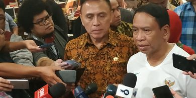 PSSI Sudah Laporkan Insiden Terkait Kericuhan Laga Malaysia Vs Indonesia
