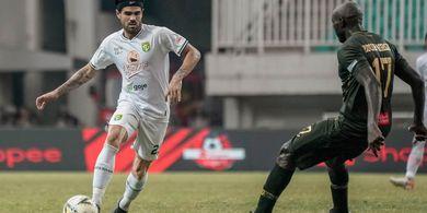 Persebaya Surabaya Pahami Keputusan dari Aryn Williams yang Mencari Klub Baru