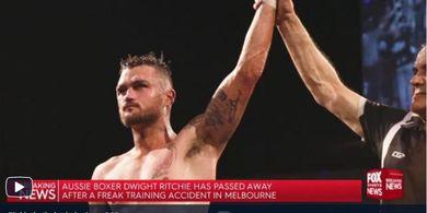 Petinju Australia Tewas Setelah Kecelakaan Saat Sparring di Latihan