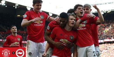 Satu Sosok Pemain Protagonis dalam Kebangkitan Manchester United
