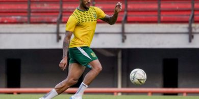 David da Silva Alami 2 Halangan saat Latihan Perdana Bersama Persebaya
