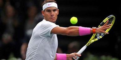 Australian Open 2020 - Rafael Nadal Lewati Ujian Babak Kedua