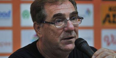 Pelatih Persib Percaya Diri Hadapi Borneo FC Meski Catatan Kurang Baik