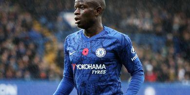 Janji Setia Seorang Kante kepada Chelsea di Tengah Minat Real Madrid