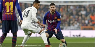5 Tingkah Kontroversial Messi, 'Nyolot' ke Pelatih Lawan sampai Meludah